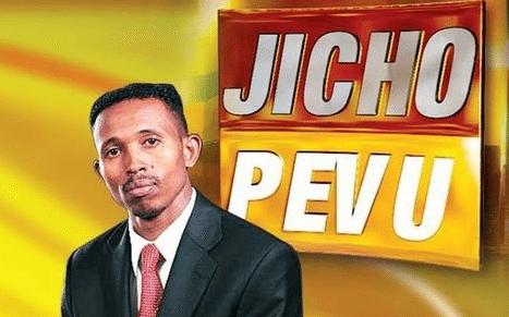 jicho pevu Series