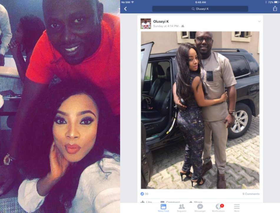 Toke Makinwa Finds Love