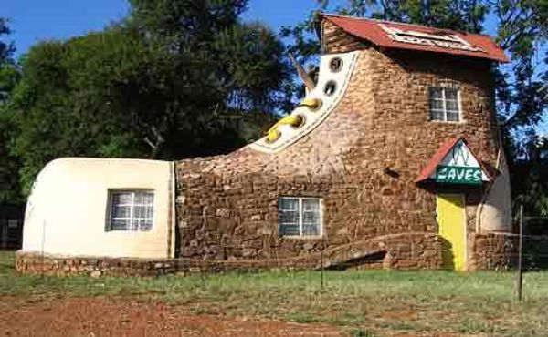 Shoe House of Mpumalanga