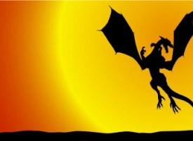 dragon fiction