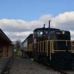 Byesville Scenic Railroad Train