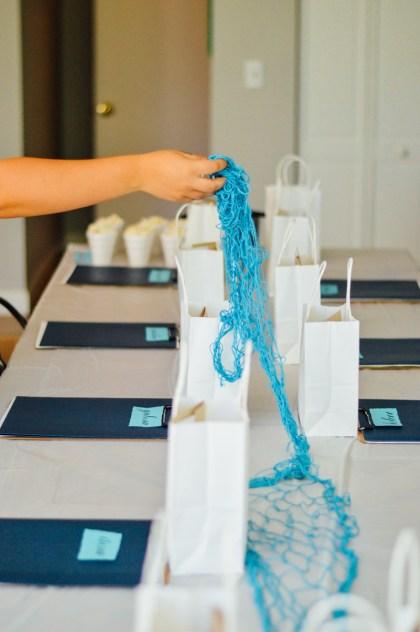 Boston calligraphy workshop with Swell Anchor Studio's, Christie Jones / bygabriella.co