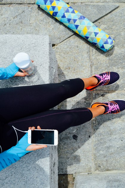Get outdoors and get fit: Exercising with Sworkit and a giveaway! / bygabriella.co @gabivalladares