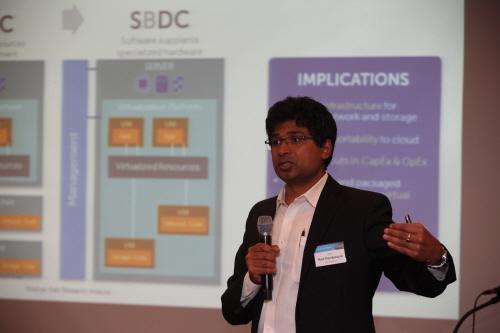 [참고이미지] Dell 라비 펜데칸티(Ravi Pendekanti) 글로벌 서버 솔루션 제품 총괄 부사장