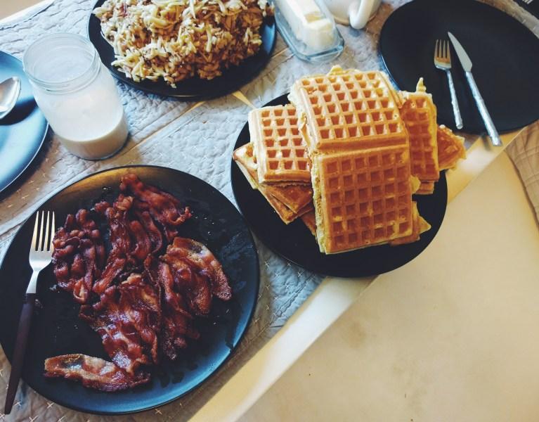Einkorn Waffler Recipe