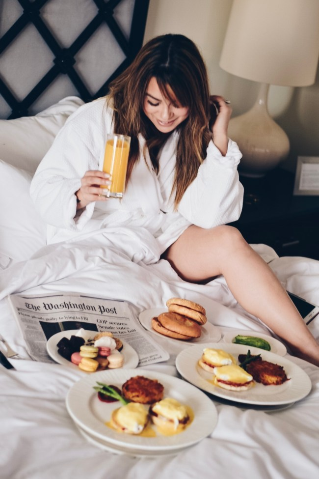 Ritz Carlton at Pentagon City. Oh Lola Blog.