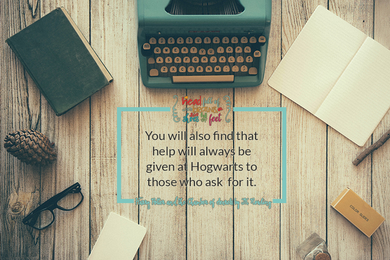 help at Hogwarts