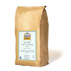 natural unbleached flour