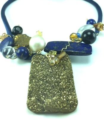 Oros, mieles y azules