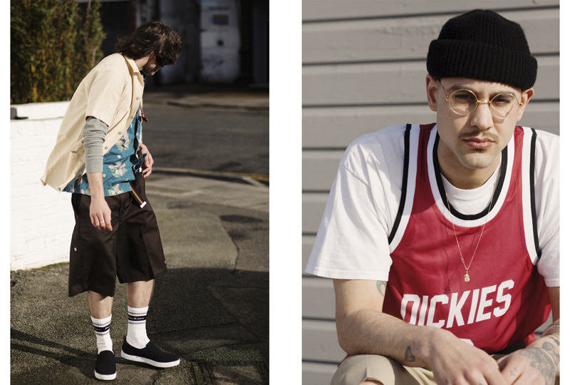 Dickies Summer Lookbook
