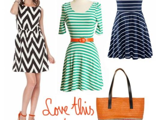Love this - Stripes!