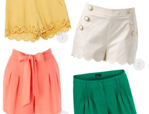 love this - summer shorts!