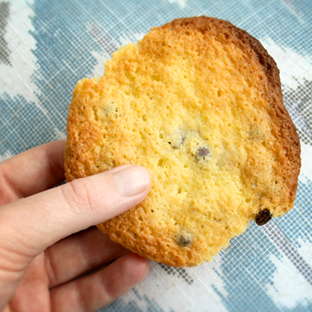 recipe - chocolate chip cookies small