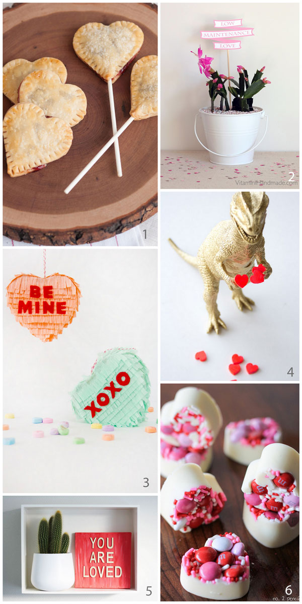 6 Amazing Valentines Day Crafts