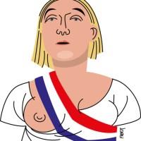 Mari(an)ne Le Pen, selon Faber