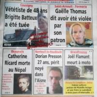 """""""Oise Hebdo"""" condamné à mort… comme ses lecteurs"""