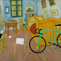 Scandale. La chambre de Van Gogh relouée à un étudiant (branché) !