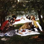 La Partie carrée, James Tissot (1836-1902)
