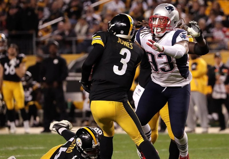 Remarkable Patriots Steelers Have Already Lost To Patriots This Season But That Waswithout Ben Deck Is Stacked Playoffs Ben Roethlisberger House Lake Oconee Ben Roethlisberger Parents House