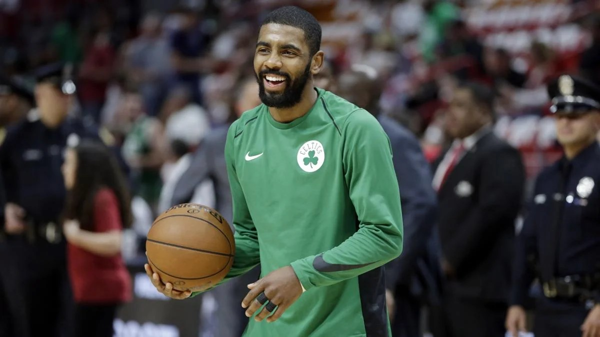 Simple Boston Celtics Guard Kyrie Irving Warms Up Before An Nba Basketball Gameagainst Miami Heat Kyrie Irving To Be Honored By Standing Rock Sioux Tribe In houzz 01 Kyrie Irving Wife