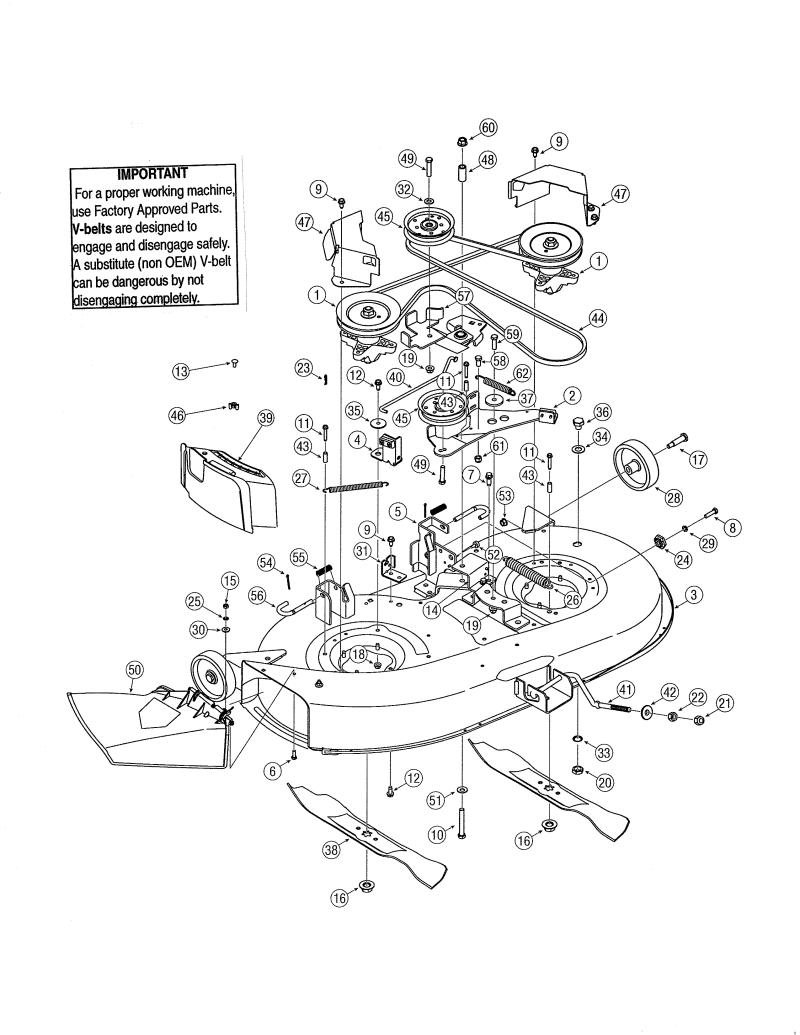 Grand Yard Man Model Lawn Tractor Parts Rh Searspartsdirectcom Machine Mower Wiring Diagram Fullsize Of Yardman Large