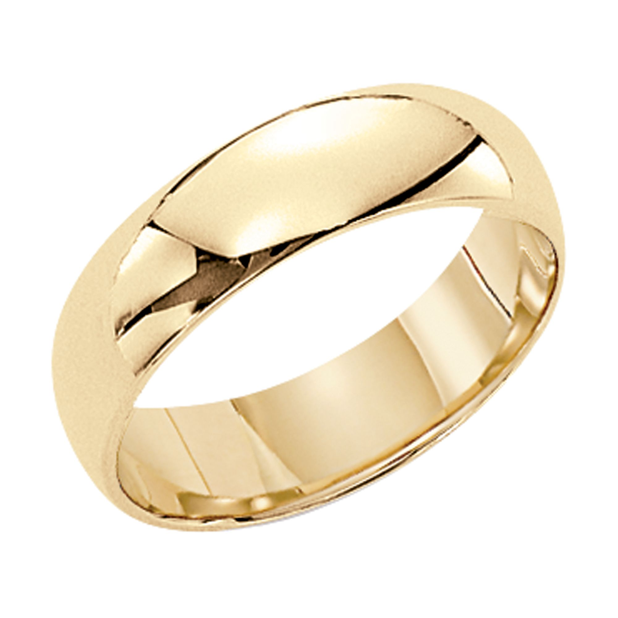 p P gold wedding bands