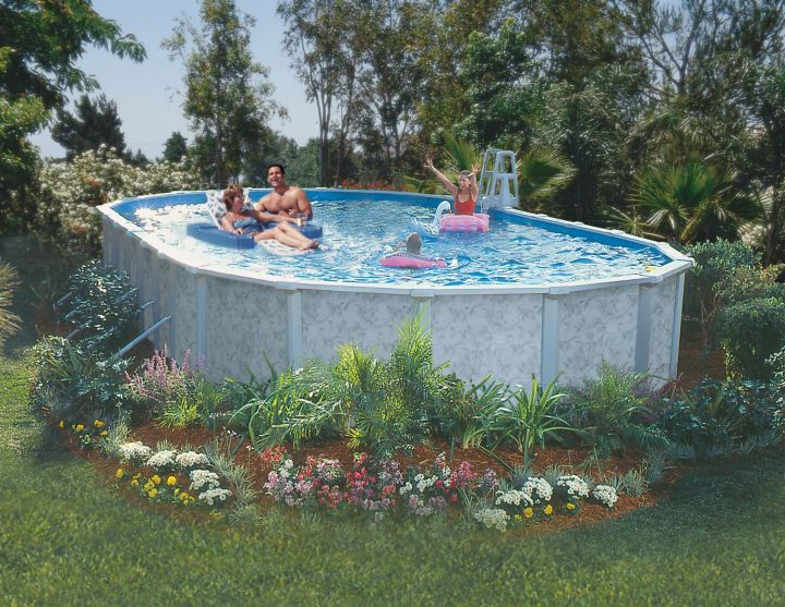 12 x 24 oval above ground pool dare to compare gsm pools for 12x24 pool design