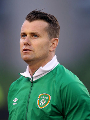 Shay Given won 134 caps for Ireland.
