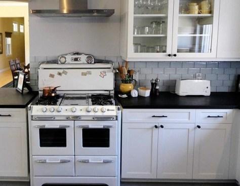 Vintage stove