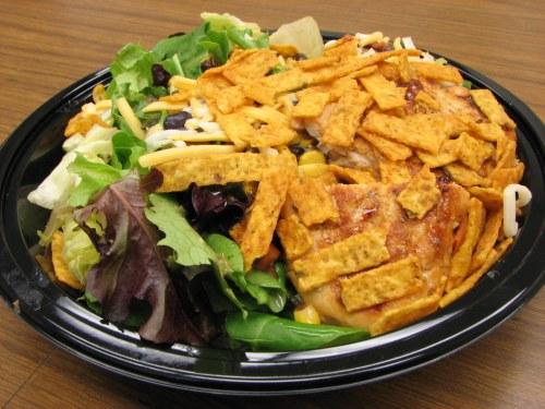 Medium Of Mcdonalds Southwest Salad