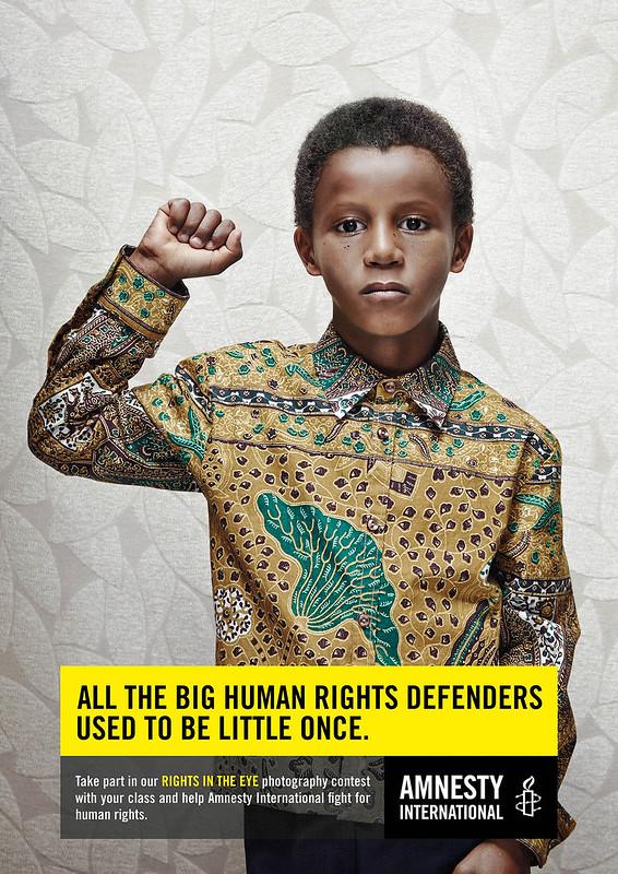 Amnesty International - Nelson Mandela