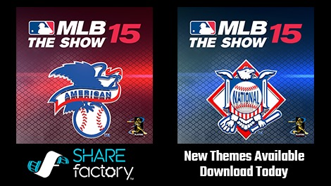 Whats New: MLB 15