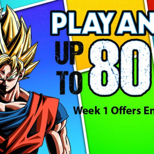 Play Anime Sale