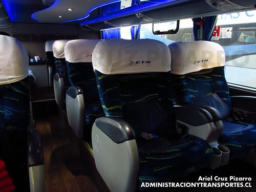 Buses ETM - Salón Cama - FYWS81