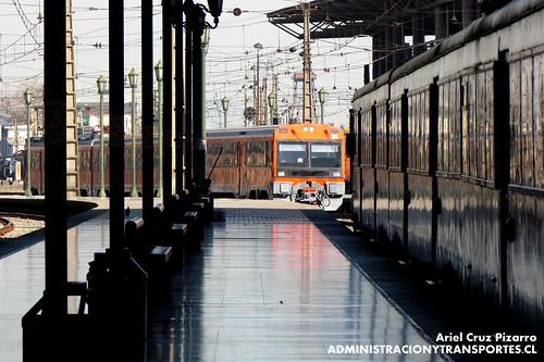Metrotren - UT440-201 - Alameda