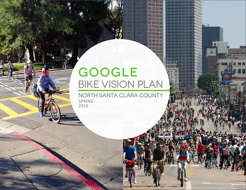 Google Bike Vision Plan updated cover