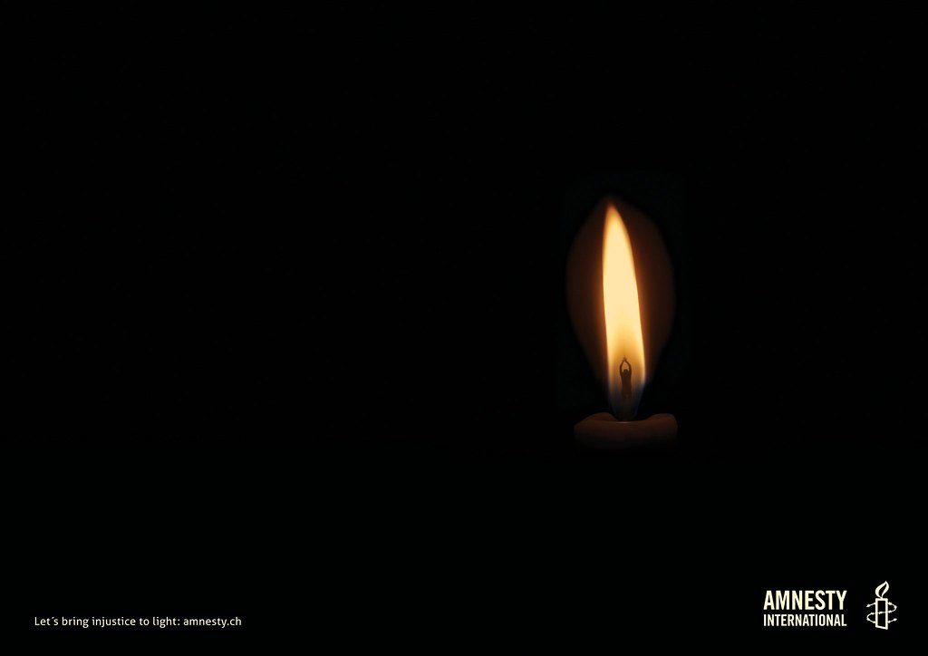 Amnesty International - Candle 2