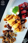 Review of the Tall Lemongrass, Crows Nest: Deep Fried Ice Cream in Filo Pastry