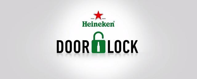 HEINEKEN DOORLOCK 1