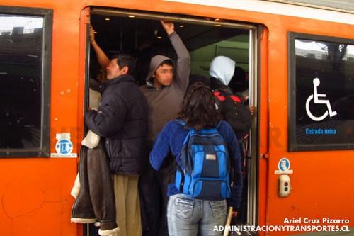 Metrotren - UT440R-204 - Alameda