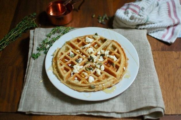 Rye Waffles