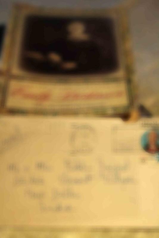 City Life - Love Letters, Scrap Dealer's Home, Old Delhi