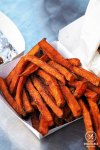 Review of Lord of the Fries, Central: Sweet Potato Fries