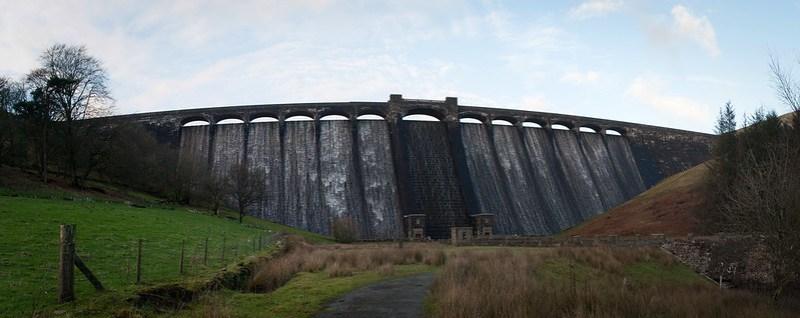 Claerwan Dam
