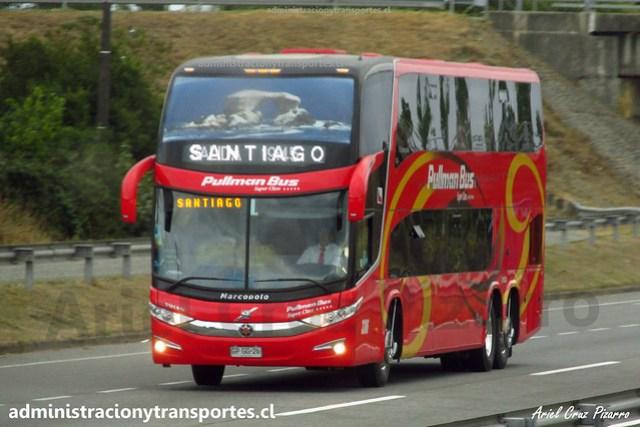 Pullman Bus | Marcopolo Paradiso 1800 DD - Volvo / GPGG26 - 3306
