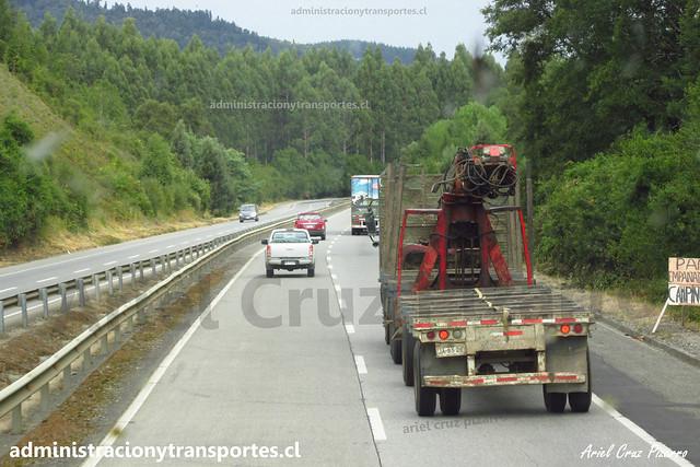 Ruta 5 (Araucanía) / GSVL13