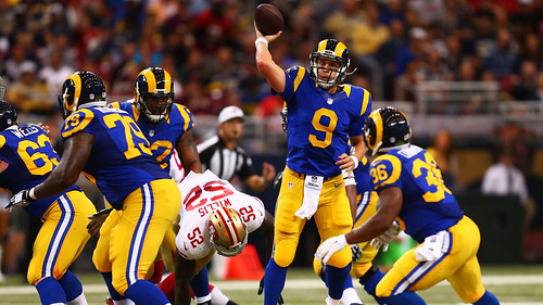 Los Angeles Rams: Equipo de Futbol Americano de Los Angeles