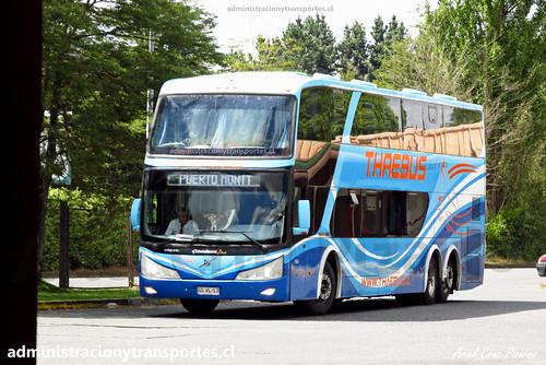 Thaebus (Salón Cama) | Temuco | Modasa Zeus - Volvo / GSVL13