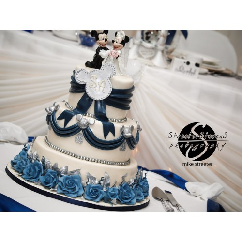 Medium Crop Of Disney Wedding Cake