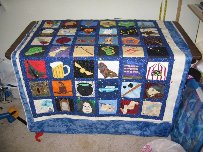Large Of Harry Potter Quilt